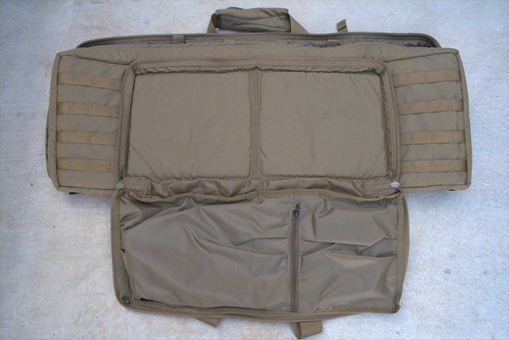 Inside Rifle Case