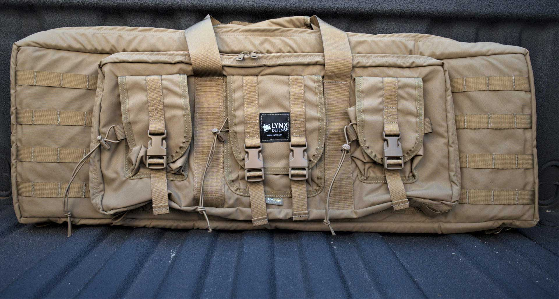 Made in the USA Rifle Case