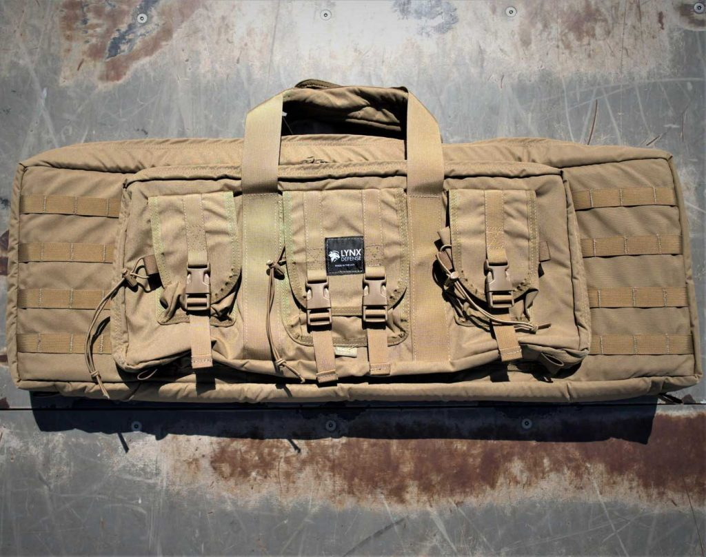 Tan Tacitcal Rifle Case