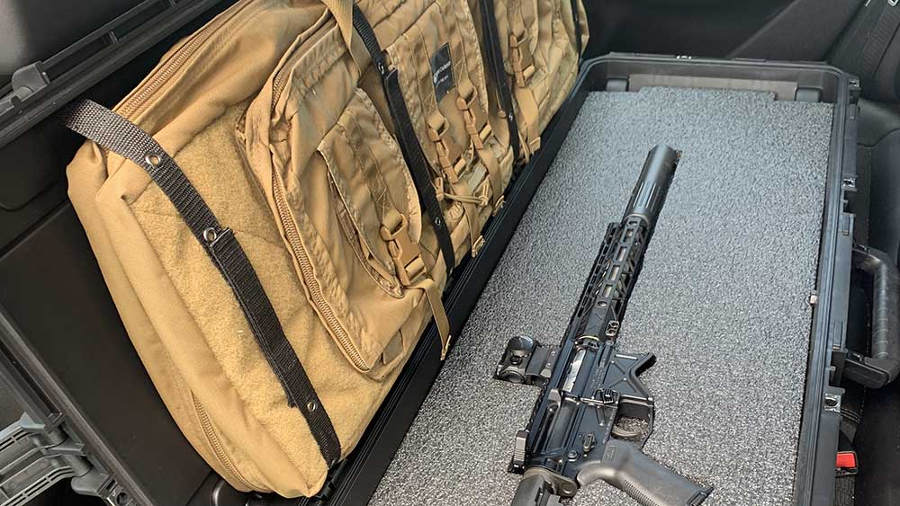 Soft vs Hard Rifle Case
