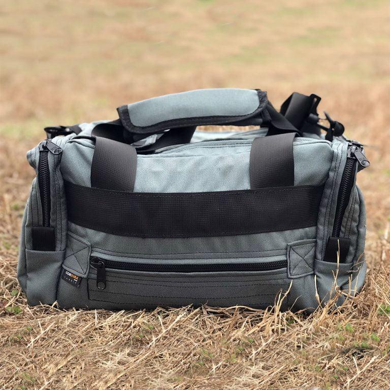Gray Range Bag