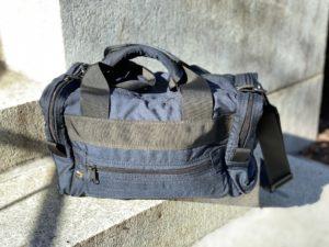 Navy Pistol Range Bag