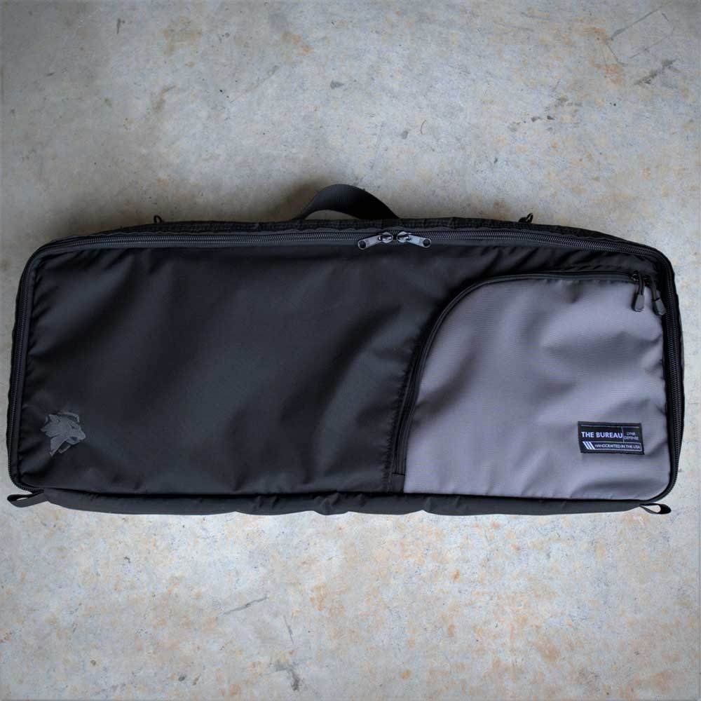 Discreet AR 15 Pistol Carry Case