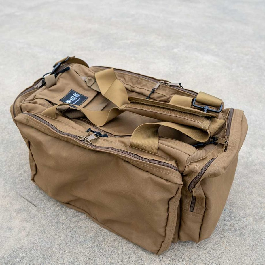 Concord Pistol Bag in Tan