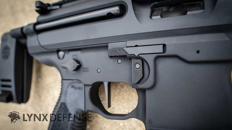 MPX Copperhead Bolt Hold Open