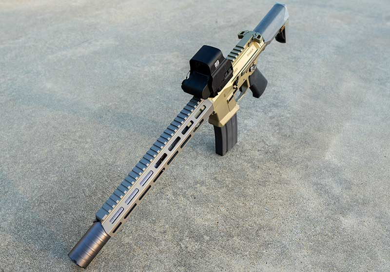 Honey Badger SD