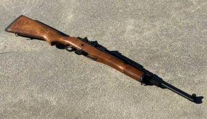 Ruger Mini 14 Range Rifle