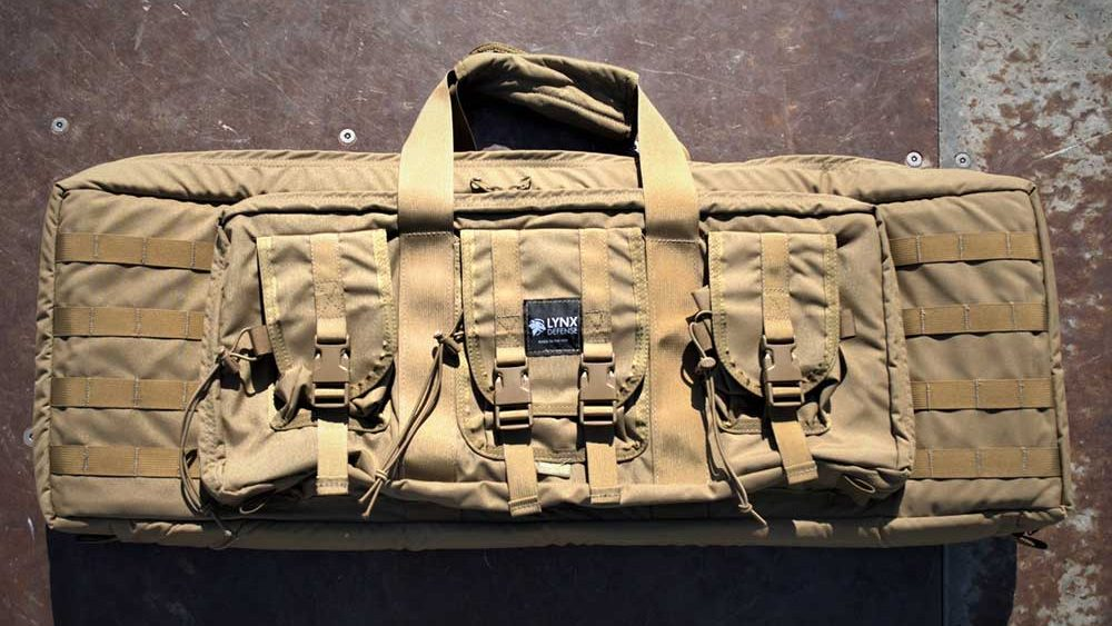 "36"" Tactical Rifle Case in Tan / FDE"