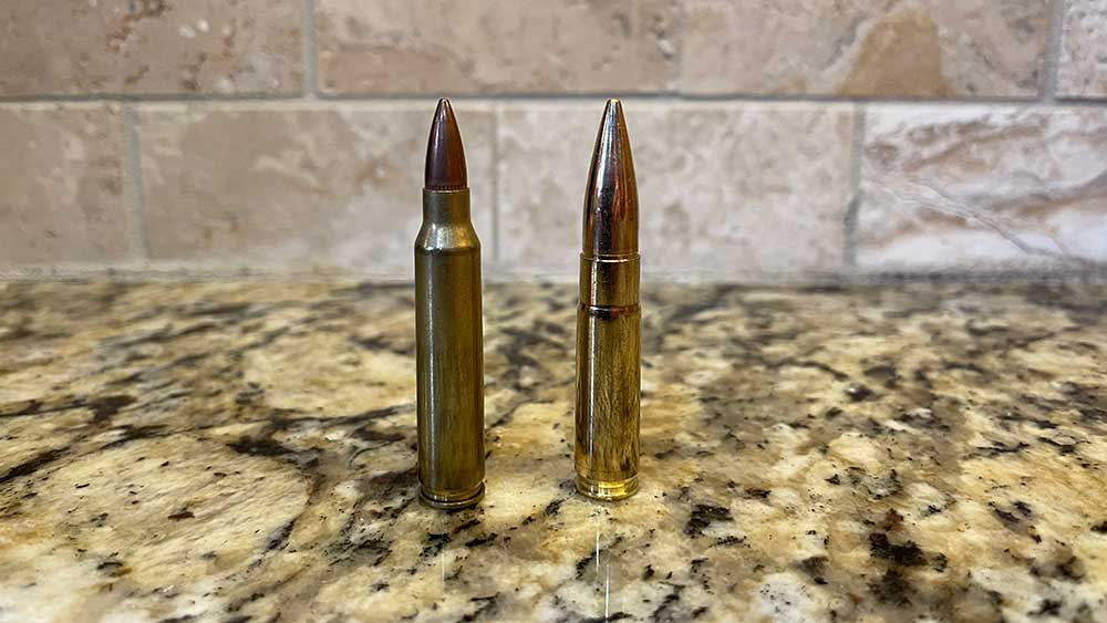 5.56 vs 300 Blackout