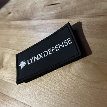 Lynx Defense PVC Patch