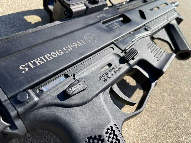 SP9A1 Magwell