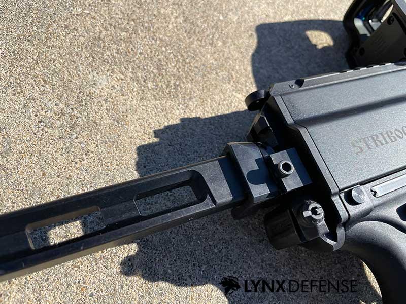 stribog rear mount 2