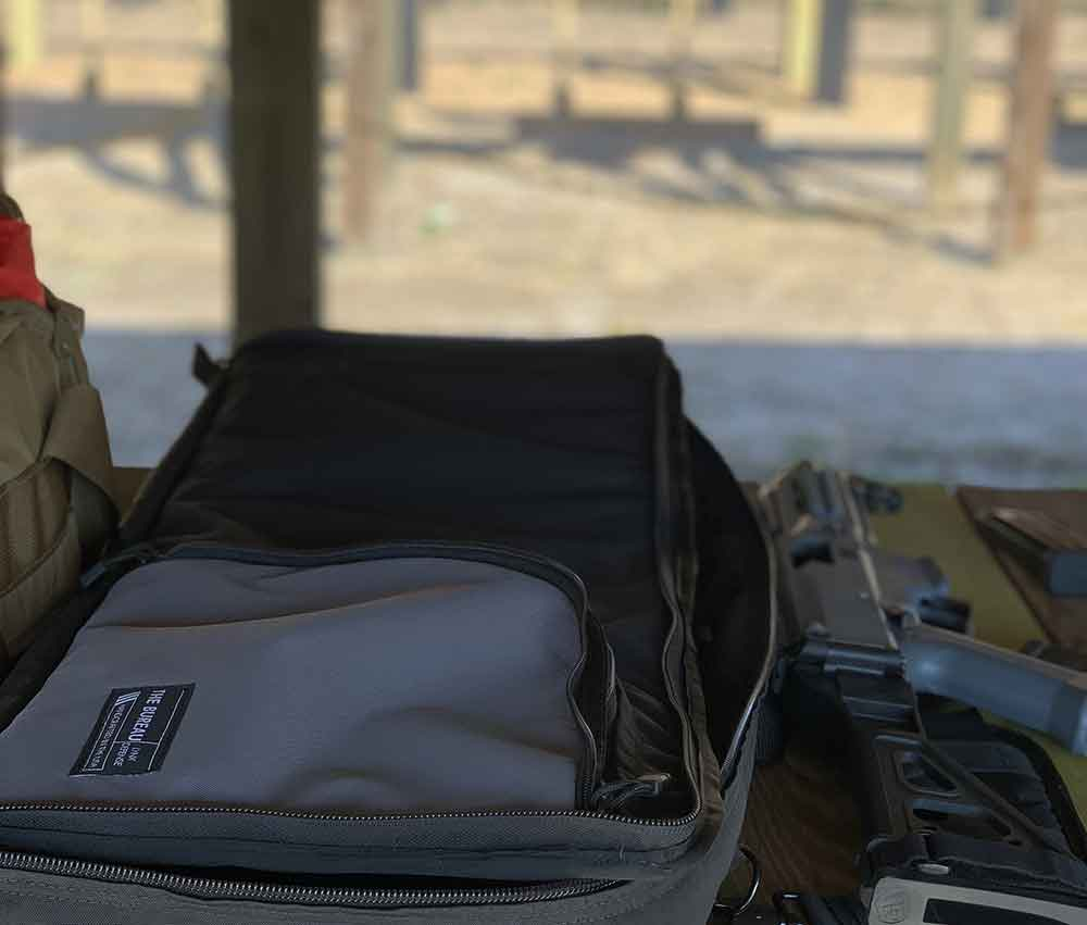 Gun Range Bag