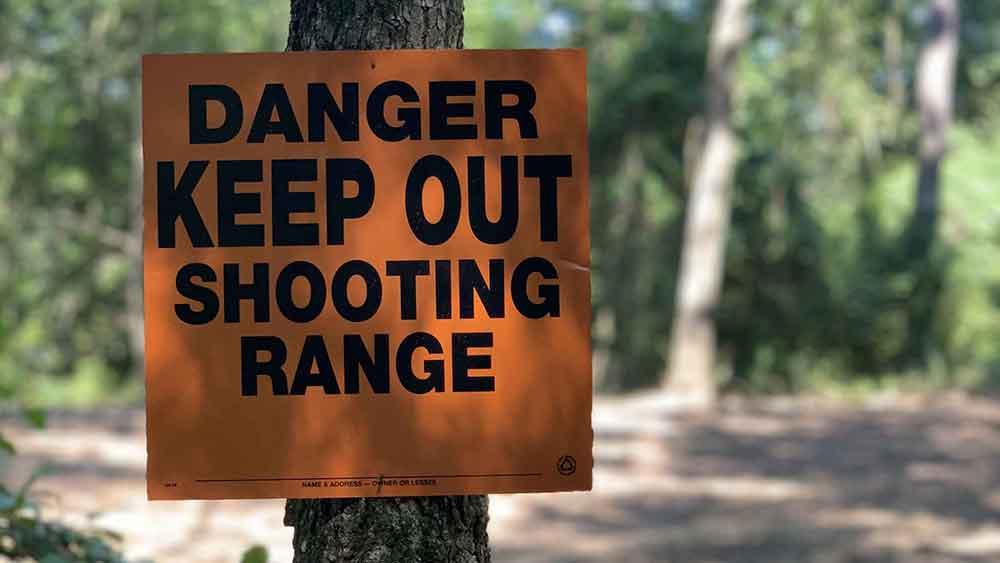Shooting Range for Beginners Guide
