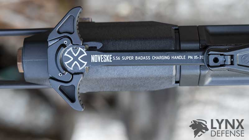 Noveske Super Badass Charging Handle