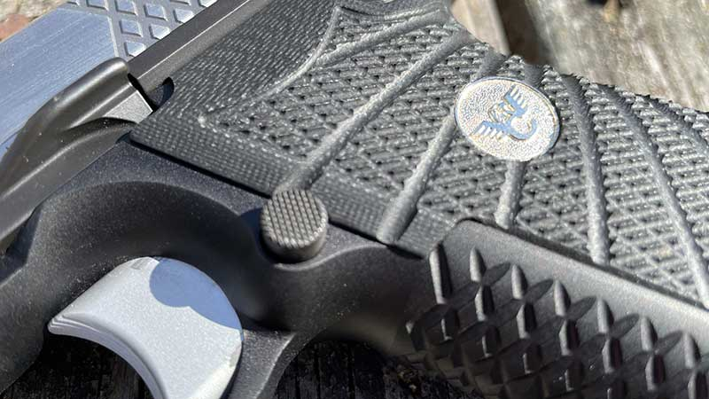 Wilson Combat EDC X9 Grip Texture