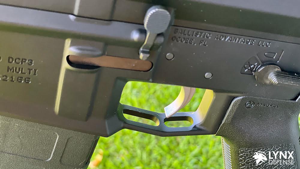 ballistic advantage triggerguard