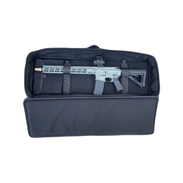 The Bronx Rifle Case with Rifle