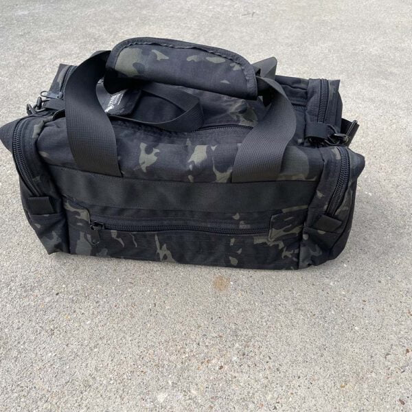 Multicam Black Pistol Range Bag
