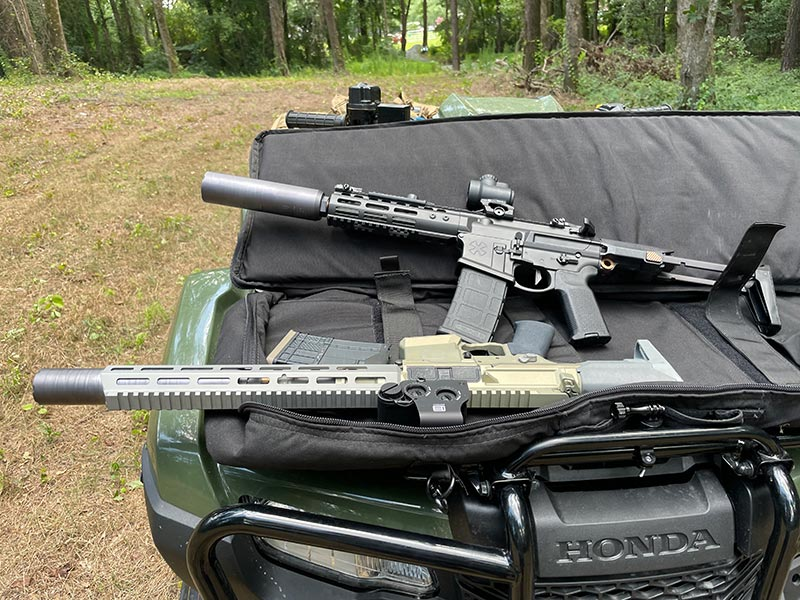 range guns