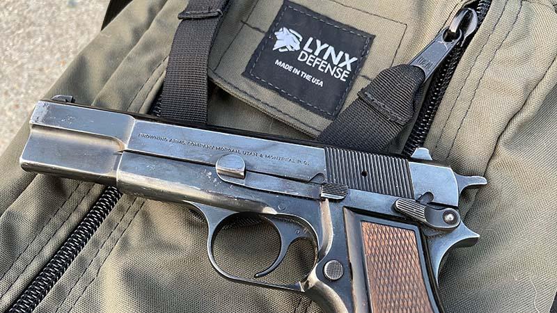 Lynx Defense Range Bags