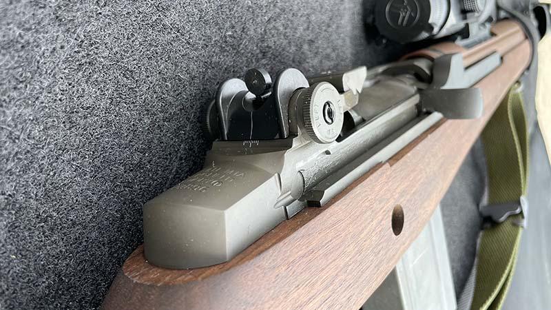 springfield m1a rear sight