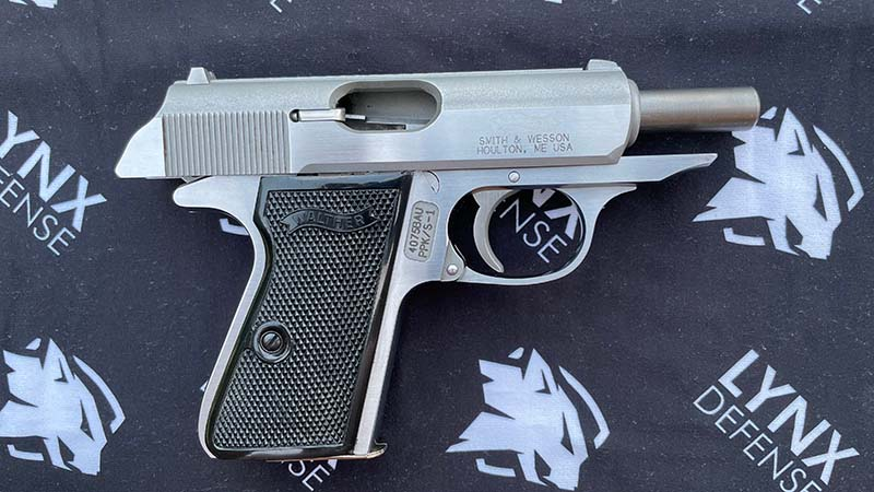 Walther PPK/s Grips