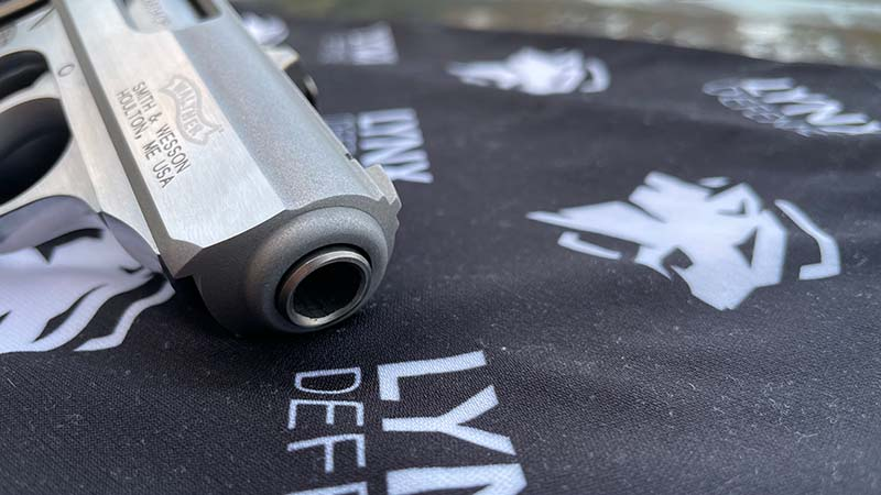 walther ppks muzzle