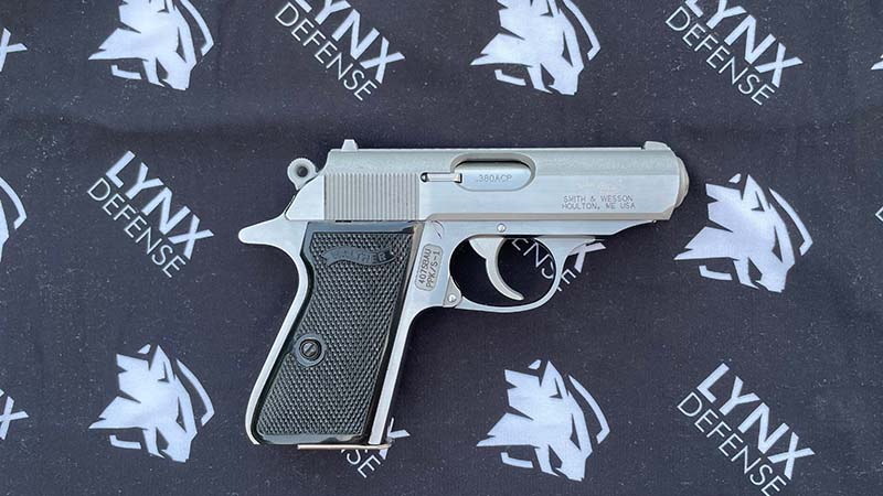 walther ppks rightside