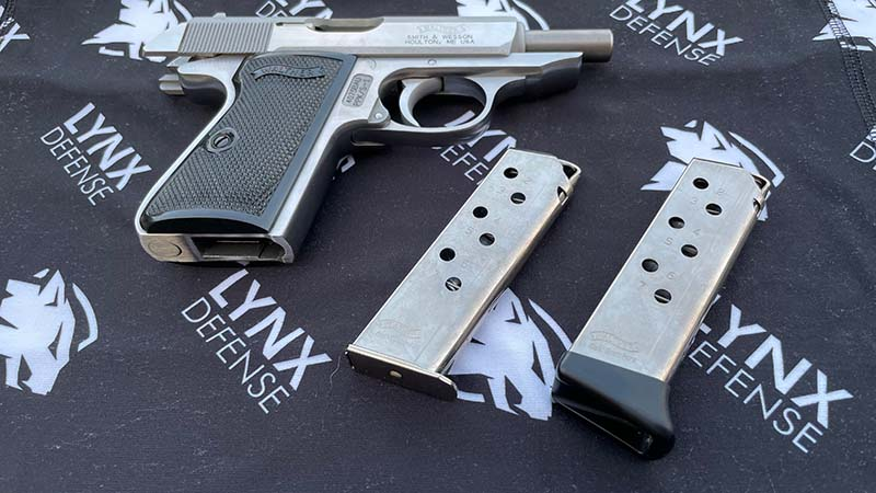 Walther PPK Magazines and Magwell