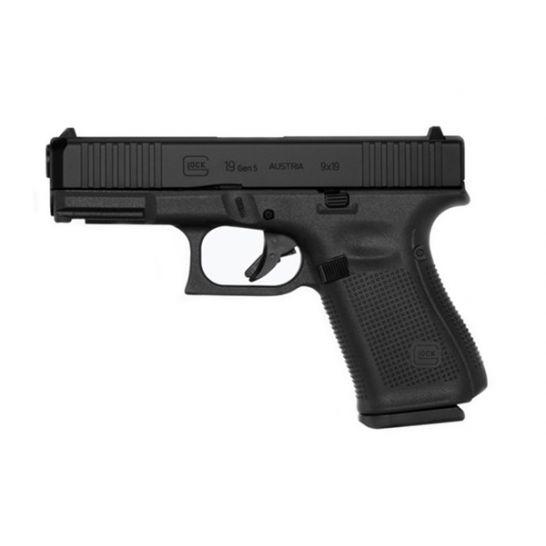 Glock 19 Stock Photo
