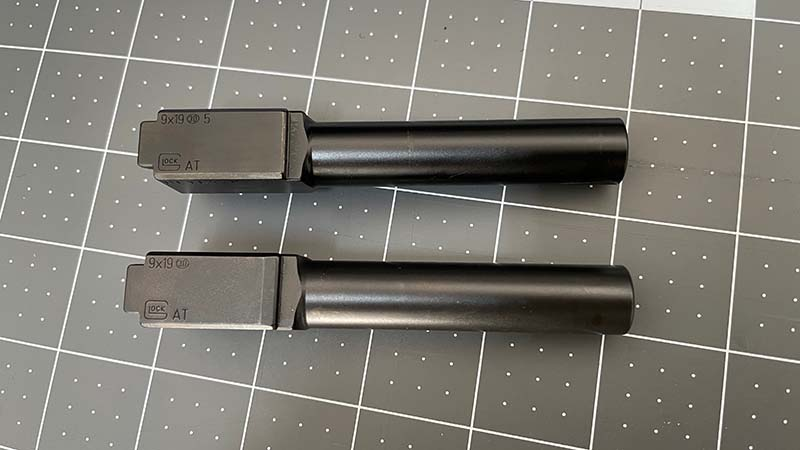 glock19 barrels comparison