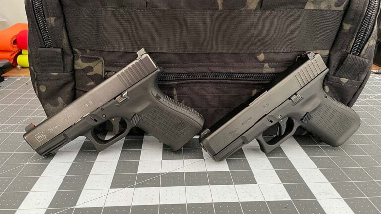 glock19 gen4 vs gen5