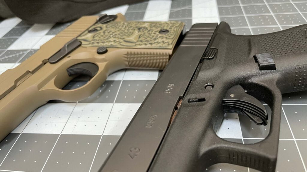 p938 vs g43 trigger